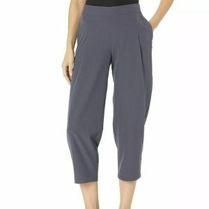 Nike Flex Golf Cropped Dri-Fit Pants Grey Large